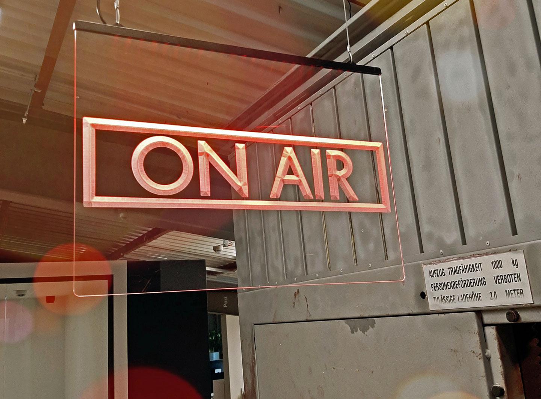Tonstudio Podcast Visitblackforest
