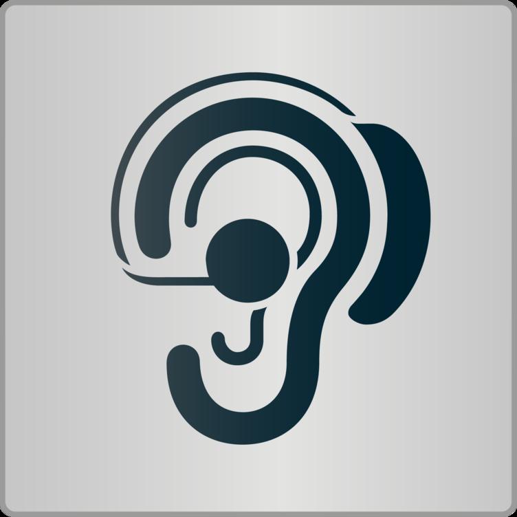 Menschen mit Hörbehinderung