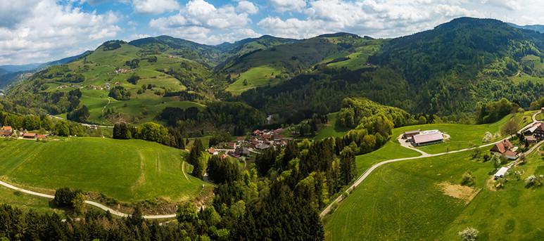 Panorama Dorfurlaub