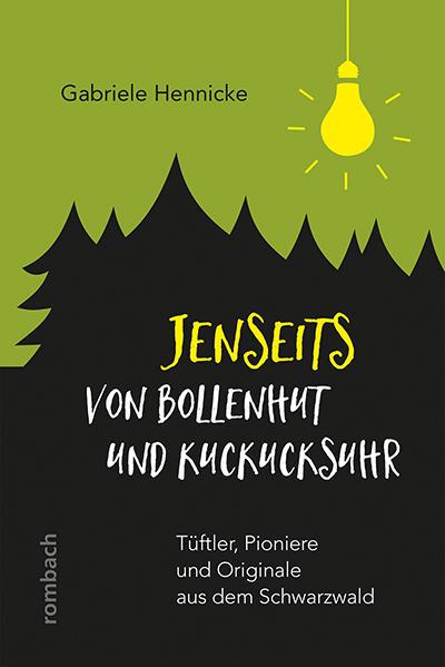 Buchcover Jenseits von Bollenhut und Kuckucksuhr