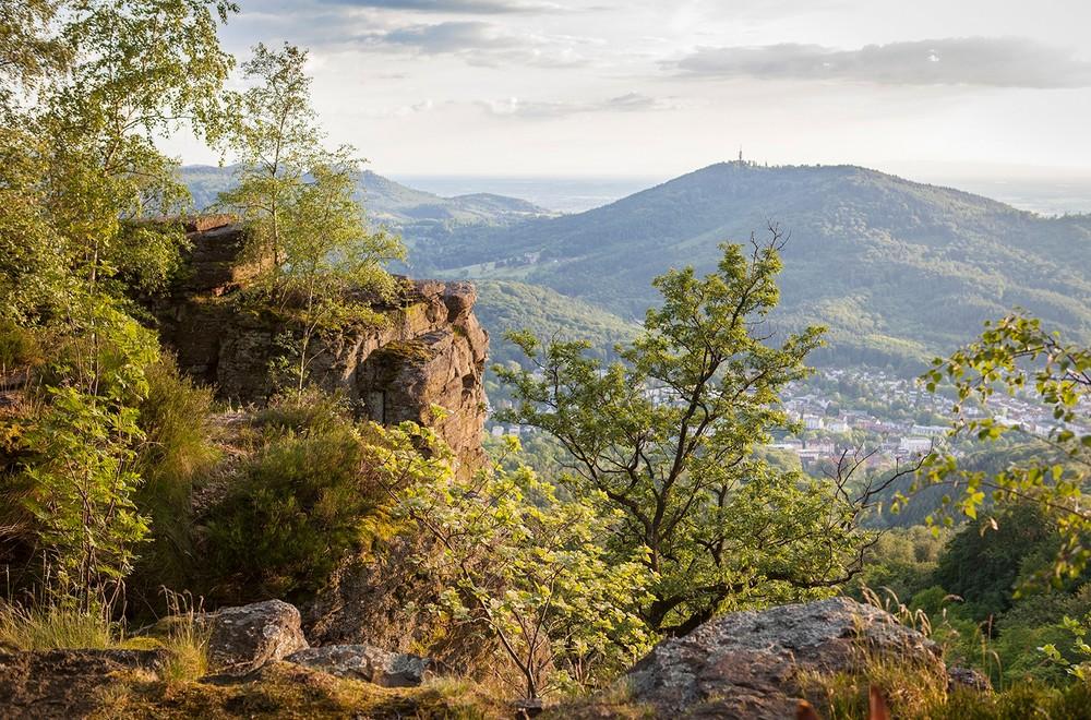 Panoramaweg Baden-Baden