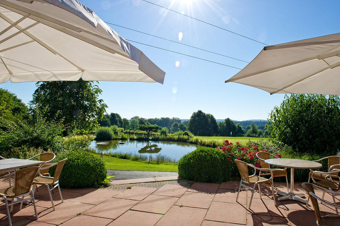 Terrasse Golfclub, Bad Liebenzell
