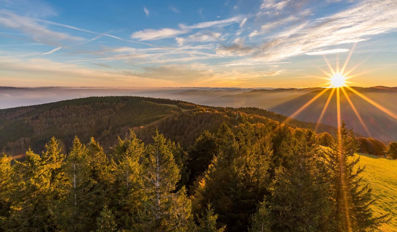Schauinsland Panorama