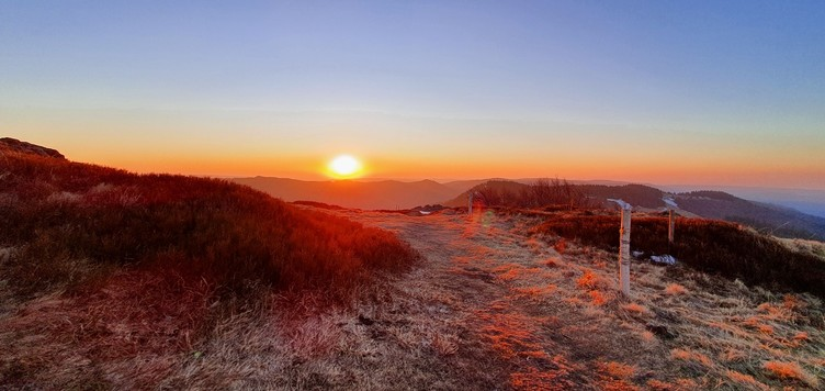 Sonnenaufgang Herzogenhorn