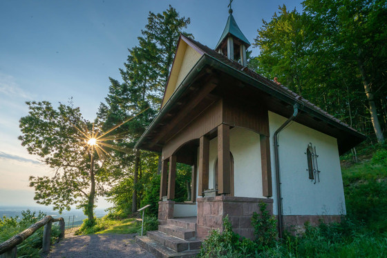 Blosenkopf-Kapelle Kappelrodeck