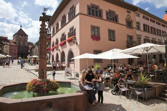 Altes Rathaus Rottweil © Tourist-Information Rottweil