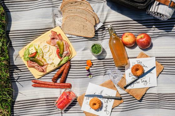 Oberharmersbach picknickt