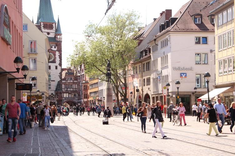 Freiburg Innnenstadt