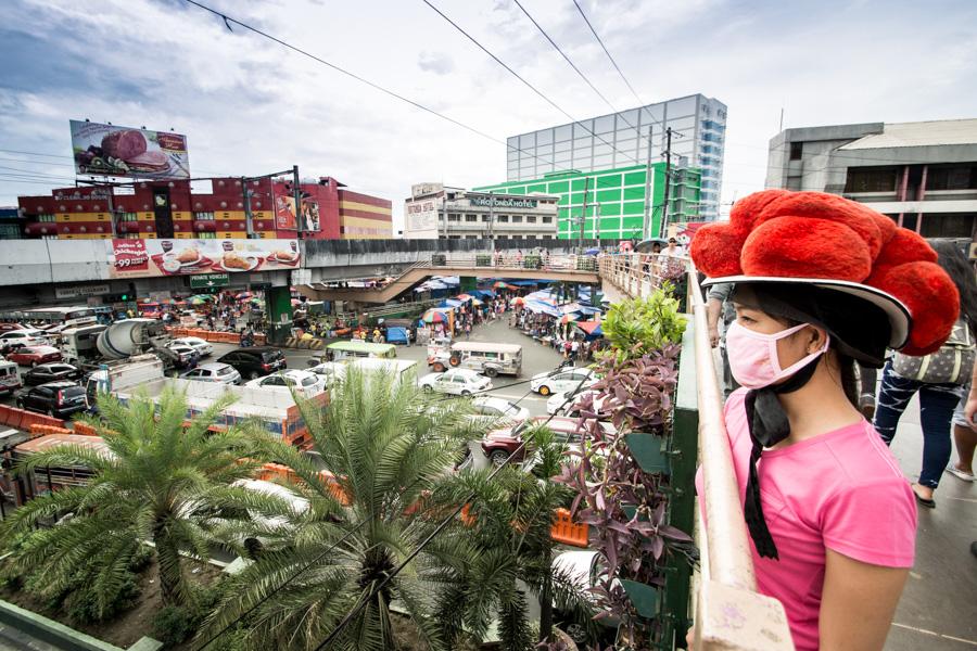 Manila Philippinen, Bollenhut