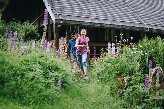 Urlaub auf dem Bauernhof © Chris Keller / STG