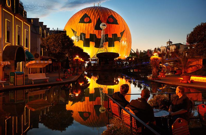 Halloween Eurosat © Europapark Rust