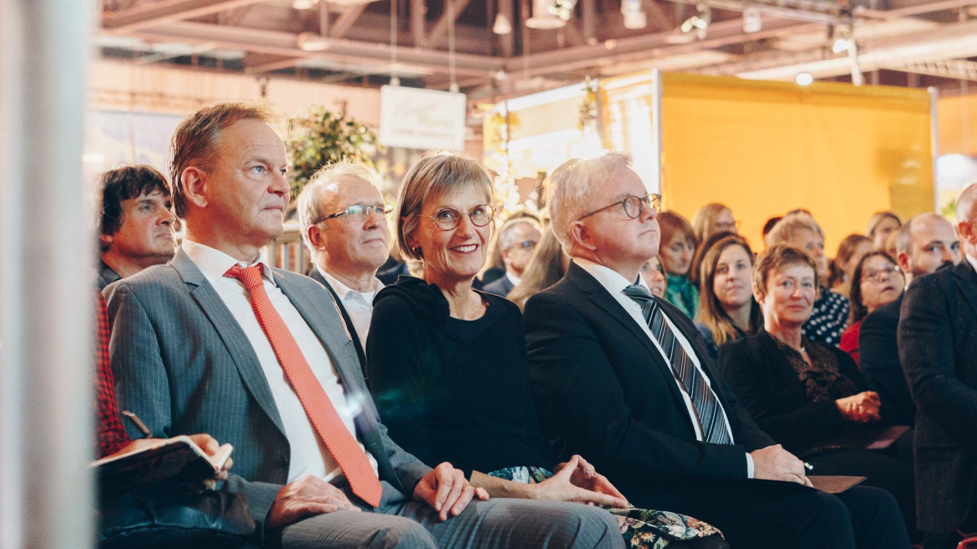 Kuckuck Preisverleihung 2019