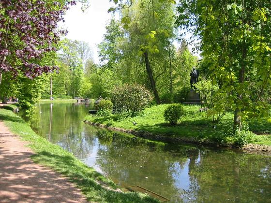 Schlosspark Donaueschingen