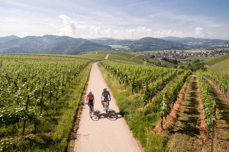 Tourenrad Rebberg © Chris Keller / STG