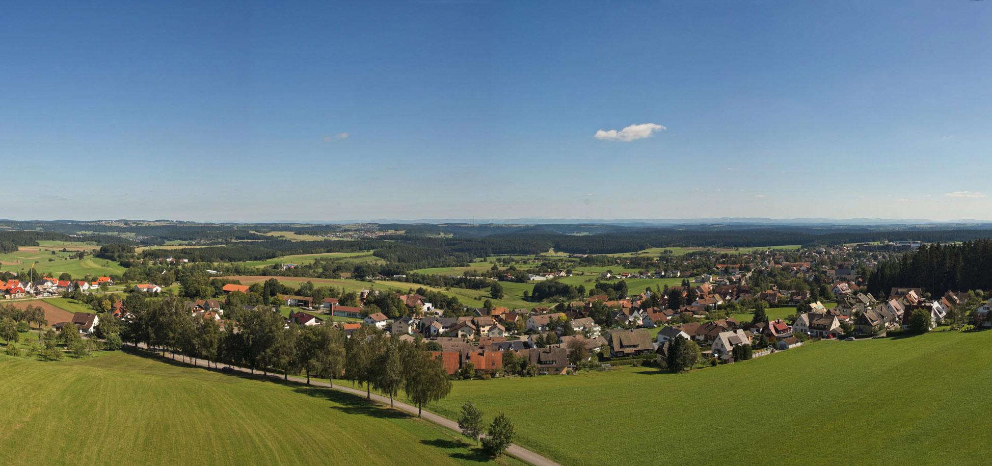 Loßburg Aussicht Vogteiturm