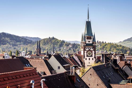 Freiburg Martinstor © Chris Keller / STG