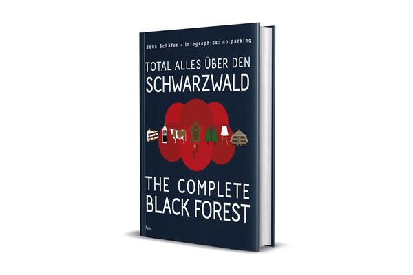 """Buch """"Total Alles über den Schwarzwald"""""""
