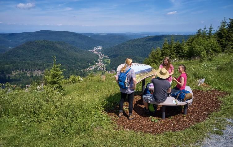 Bad Herrenalb Augenblick Schweizerkopf