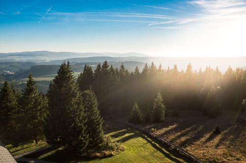 Aussicht Brendturm_2. Ferienland Schwarzwald © Ferienland Schwarzwald