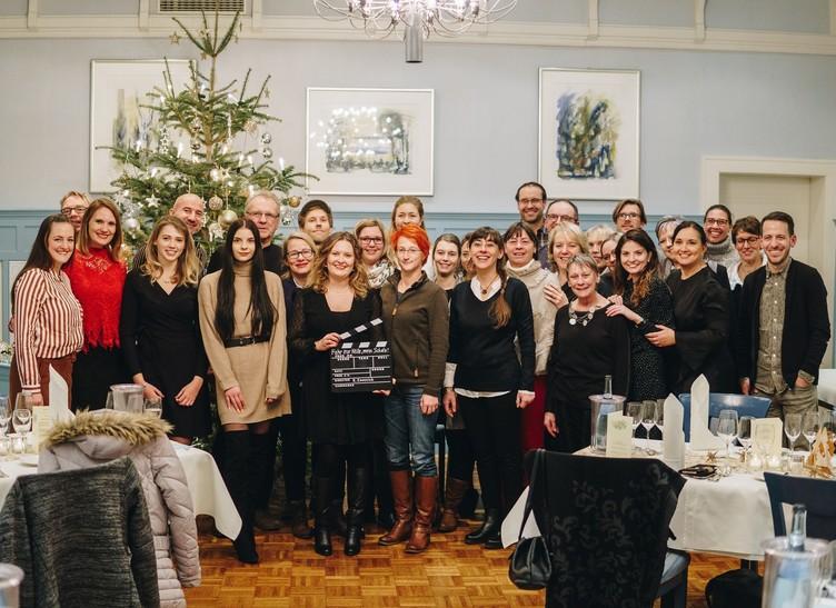 Team Schwarzwald Tourismus GmbH Weihnachtsfeier 2019 – © Chris Keller/Schwarzwald Tourismus