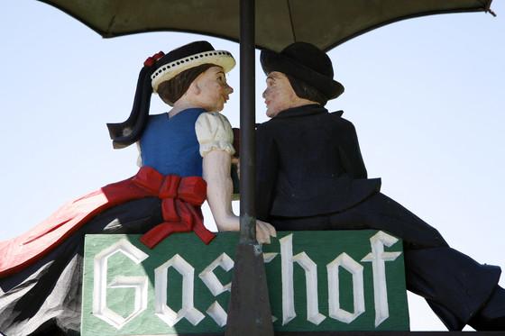 Gasthofschild