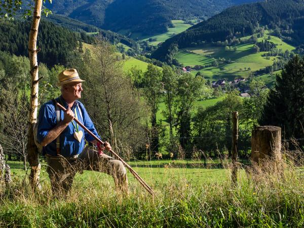Naturführer Sigi Wernet