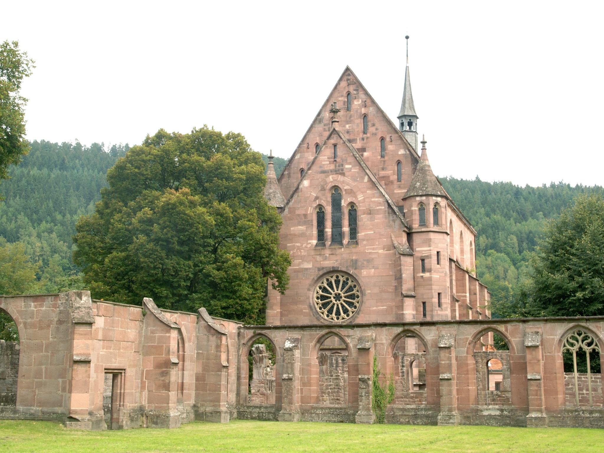 Marienkapelle Kloster Hirsau © Nördlicher Schwarzwald