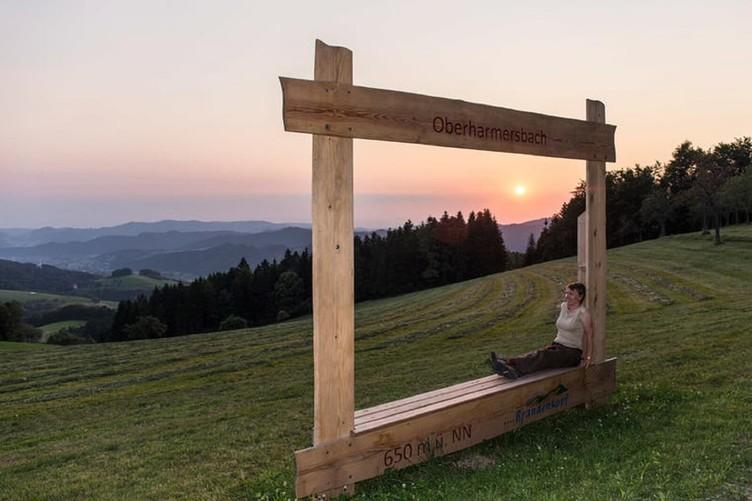 Aussichtspunkt Oberharmersbach