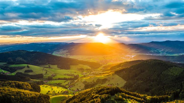 Ferienlandschaft Mittlerer Schwarzwald