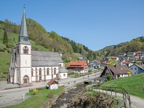 Premium-Wanderort Bad Peterstal-Griesbach