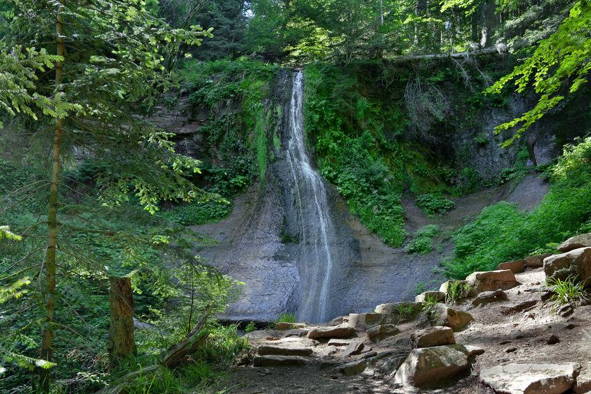 Sankenbach Wasserfall Baiersbronn Copyright Robert Schneider / 123rf