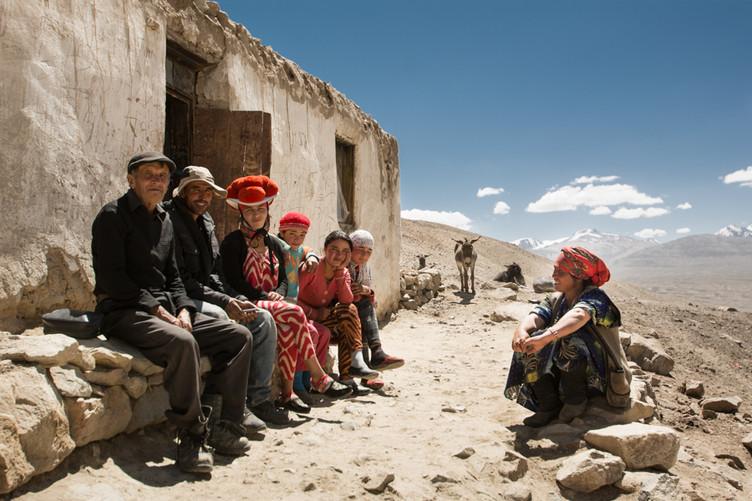 Khargush Tadschikistan, Bollenhut