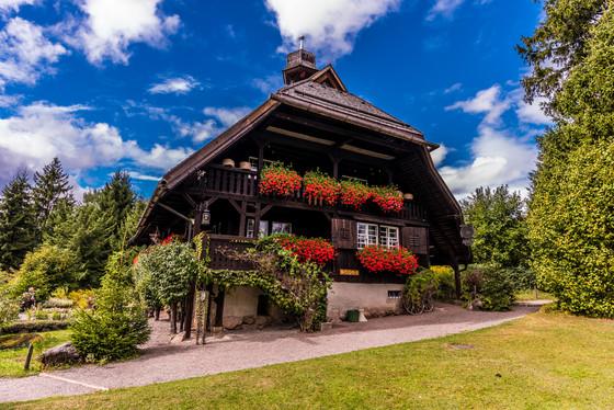 Schwarzwaldhaus Rothaus © Klaus Hansen