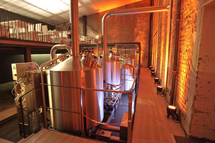 Fürstenberg Brauerei in Donaueschingen