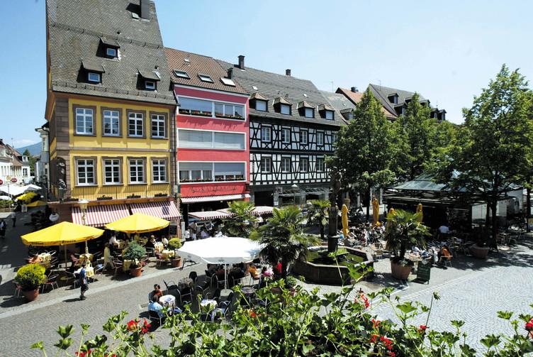Offenburg, Ortenmau