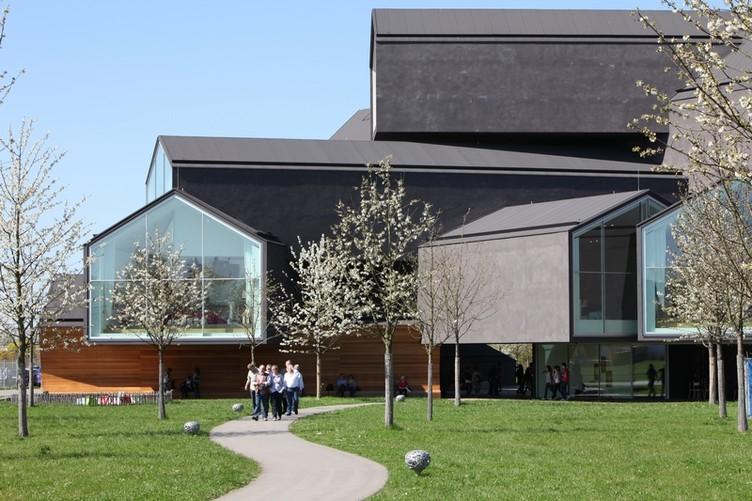 Herzkammer für innovatives Design: Der Vitra-Campus