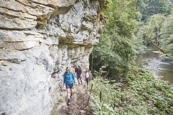 Wutachschlucht Hochschwarzwald