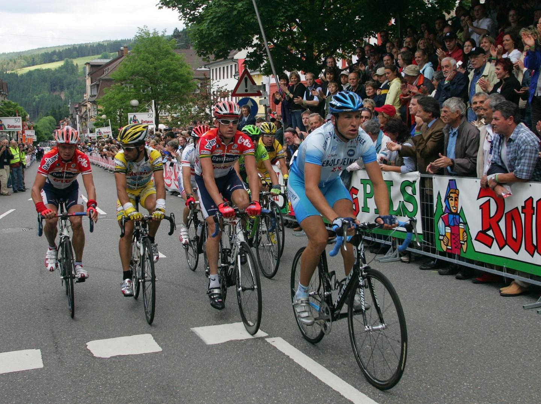Radrennen Rennrad Triber © Kai Sauser