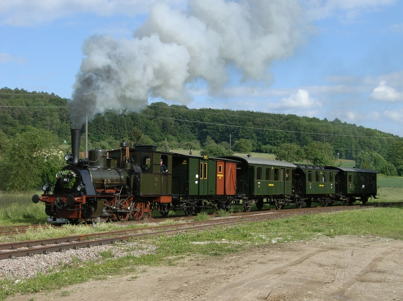 Museumseisenbahn Chanderli