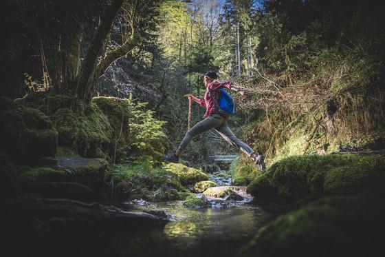 Wandern im Schwarzwald © #heimat Schwarzwald