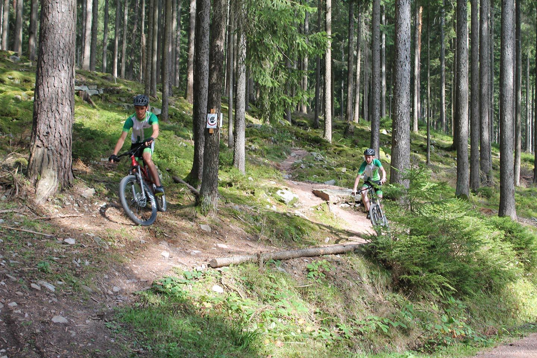 Heidenloch-Bikepark Bräunlingen-Unterbränd