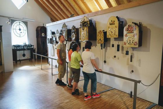 Schwarzwaldmuseum in Triberg © Chris Keller / STG