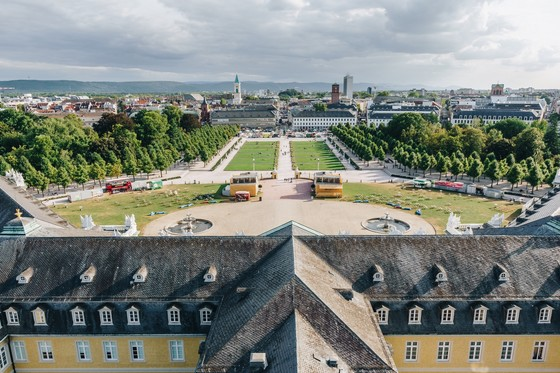Karlsruhe Schloss © Chris Keller / STG