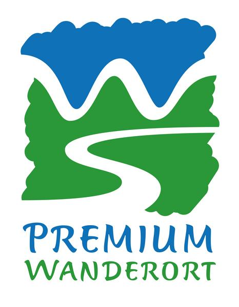 Logo Premium Wanderort
