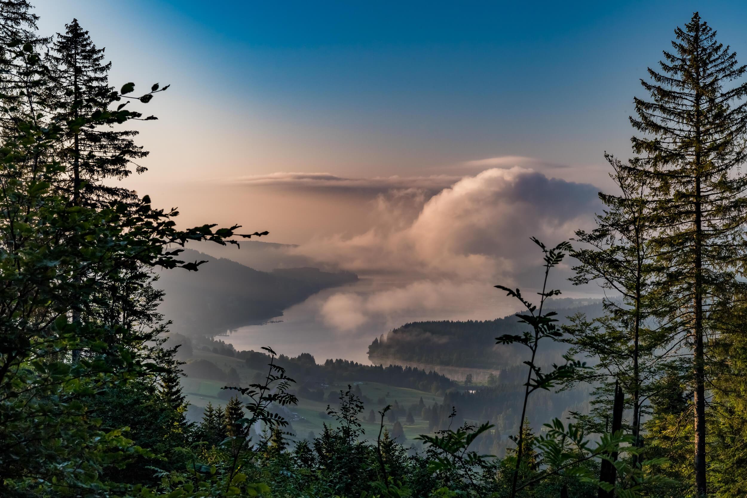 Schluchsee Panorama © Klaus Hansen