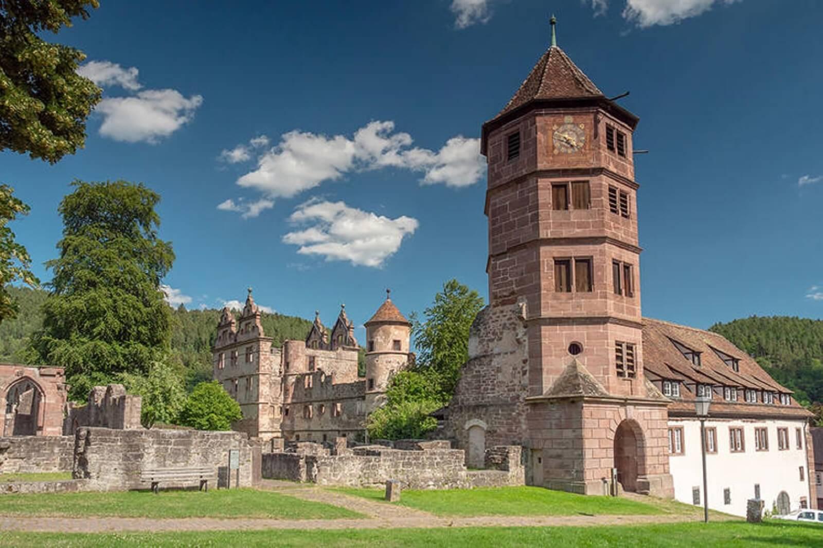 Klosterroute-Nordschwarzwald