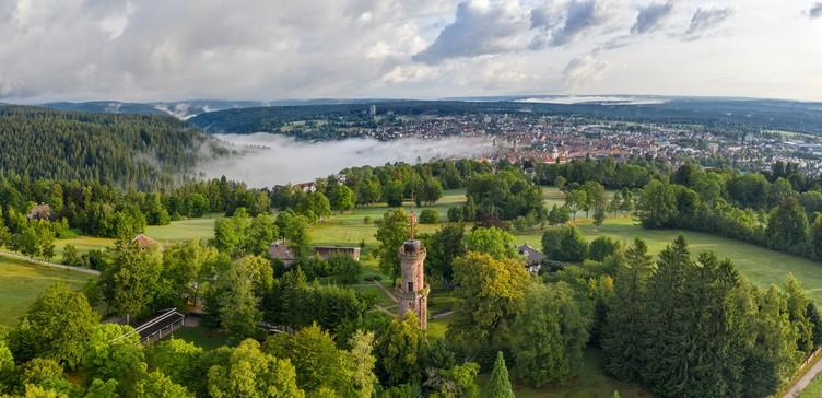 Drohnenfoto Kienberg Freudenstadt