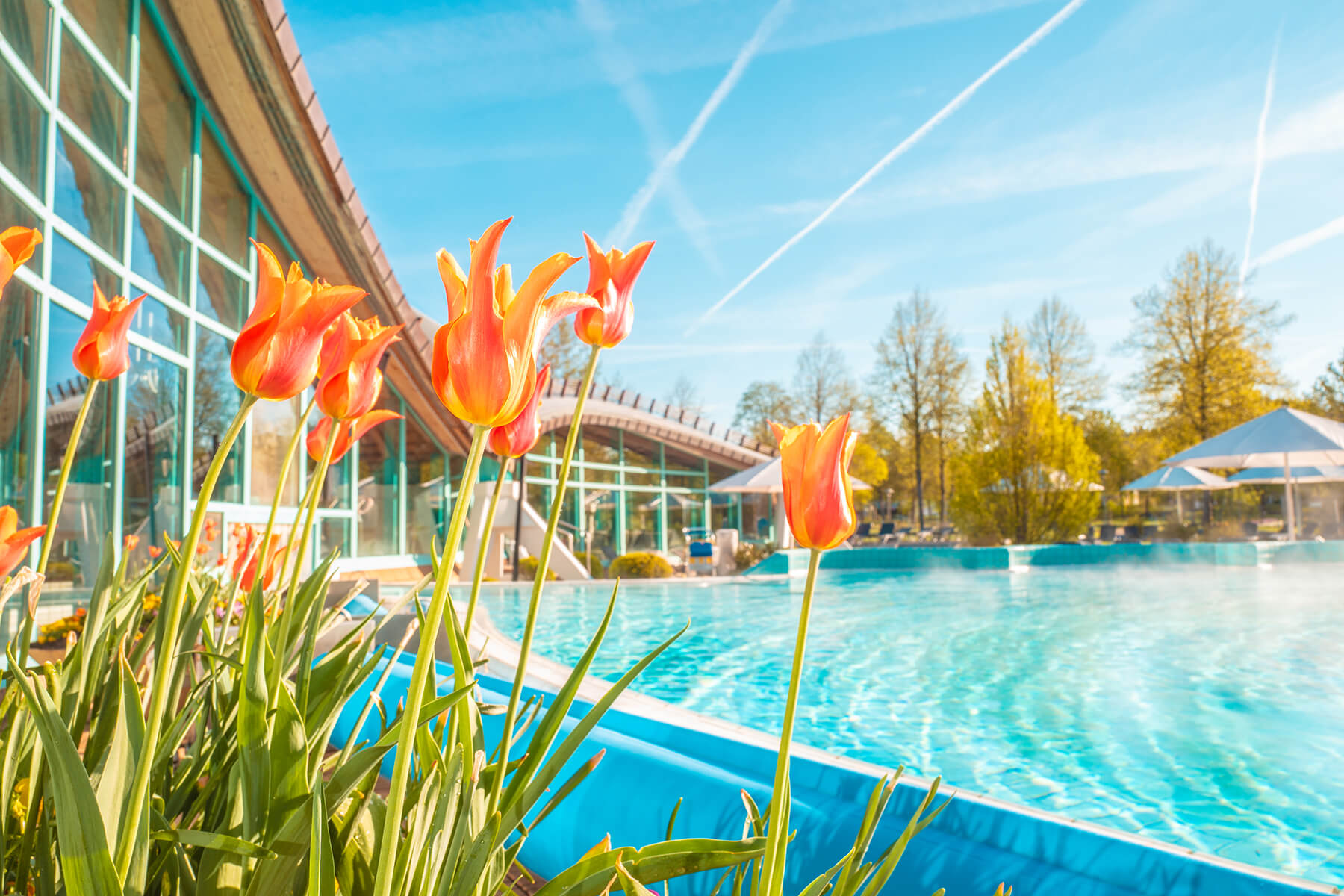 Solemar Wellness- und Gesundheitszentrum © Kur- und Bäder GmbH Bad Dürrheim