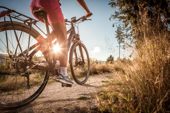 Tourenrad fahren im Schwarzwald © Daniel Geiger/Centurion