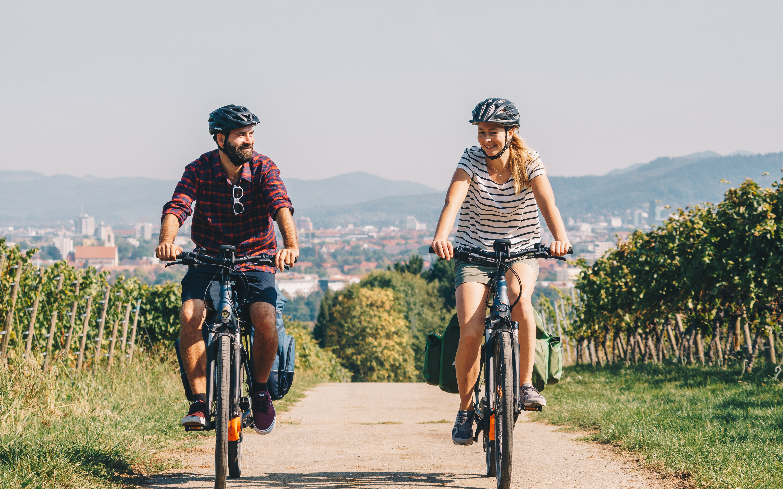 Badischer Weinradweg Radfahren